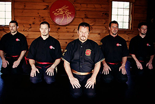 Meditation - Patenaude Martial Arts